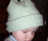 Recycled Toddler to Small Adult Hat