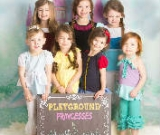 Adorable Essentials Playground Princess Complete Collection of 7 Tops, size 2