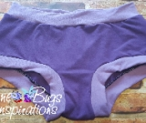 Purple & Lilac Scrundies or Bunzies