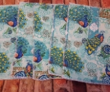 Peacock Unpaper Towels