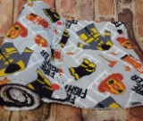 Children's Fireman Unpaper Towel Set