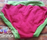 Hot Pink & Lime Green Scrundies or Bunzies