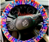 Custom Cardi Inspired Steering Wheel Cover