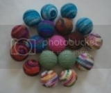 Large Wool Dryer Balls--choose your own set!