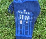 Custom DR WHO shorties or longies