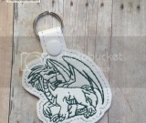 Dragon Key Fob