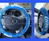 Detroit Lions Steering Wheel Cover!