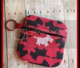 Scotty Dogs Change Pouch