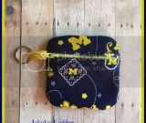 U of M Coin Pouch