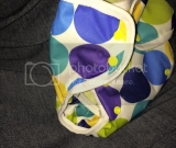Play circles diaper cover w/ double gussets