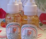 Pink Chiffon or Spiced Cranberry Liquid Hand Soap, Sample Size