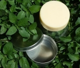 Lotion Bar Made with Coconut Butter (With the choi