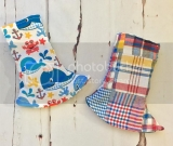 Crabby Abbey Reversible Corner Suck Pads