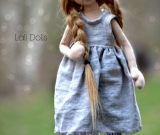Wig kit for Rosy Posy Doll