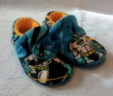 Batman: Soft Sole Baby Shoes 3-6M