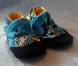 Batman: Soft Sole Baby Shoes 12-18M