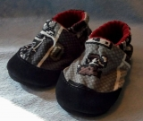 Super Mario Bros: Soft Sole Baby Shoes 6-12M
