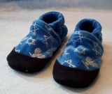 Hanukkah: Soft Sole Baby Shoes 12-18M