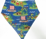 SALE! Vikings - Bandana Bib