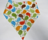 SALE! Birds - Bandana Bib