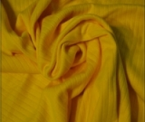 Brite Yellow Embossed Stripe Interlock