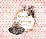 Dancing Like Dreaming Child Panel Cotton Lycra