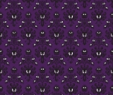 1yd Cut HM Wallpaper Grape Small Scale Reatil