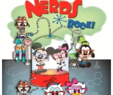 Nerds Back to School Child Panel
