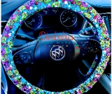 Custom Zombie Steering Wheel Cover