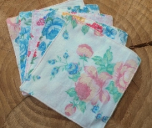 Willow Wipes Family Cloth & Baby Wipes in Floral m