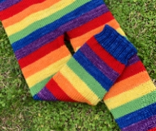 Custom Rainbow Longies,Shorties, or Soakers